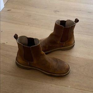 Clark's Leather Chelsea Boots women's size 9 EU 40